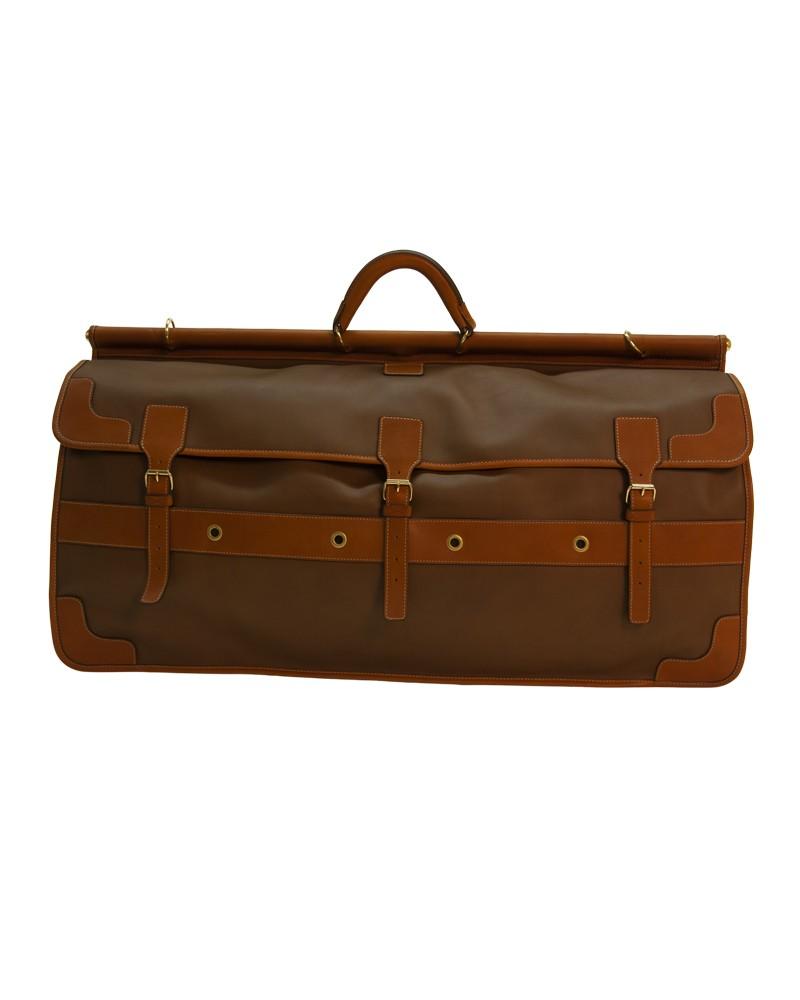 Aneas : Les sacs et bagages LE GRAND SAC DE BATTUE - CUIR