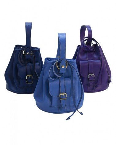 Aneas: For everyday PURSE BAG - LEATHER