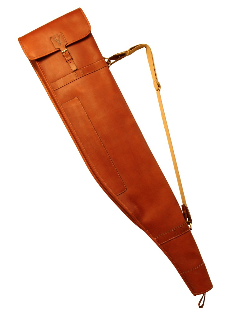 Aneas: For hunting RIFLE SLEEVE - LEATHER